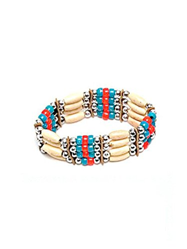 Native American Bracelet - ST]()
