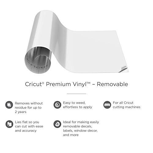 Cricut Premium Vinyl - Removable, 12