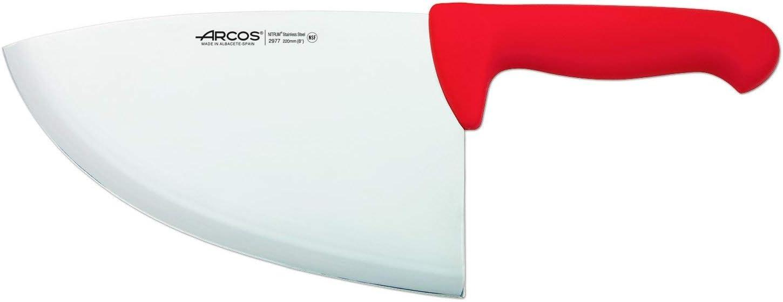 220 mm Rouge Arcos 2900 Couperet Coffret