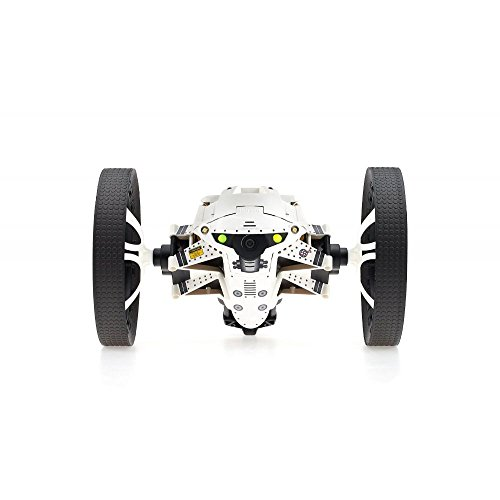 Parrot Jumping Night MiniDrone - Buzz (White)