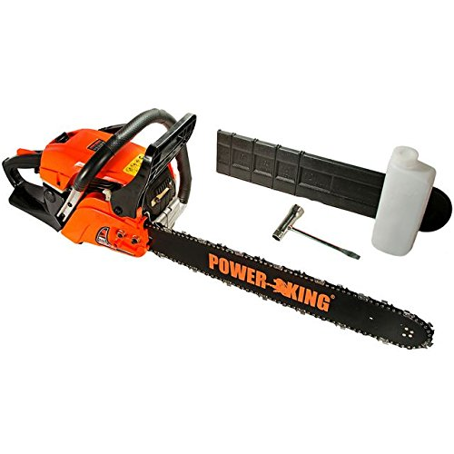 Powerking 45cc Chainsaw with 16 in. Bar by Power King