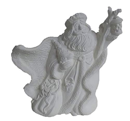 Antique Santa with Lantern 11
