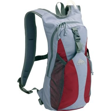 Kelty 2-Liter Big Basin Hydration Pack (Rosewood Red, 1.5 Liter), Outdoor Stuffs