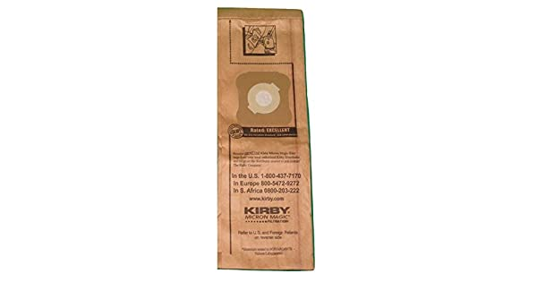 Amazon.com: Kirby Generation 6 Ultimate G Micron Magic HEPA ...