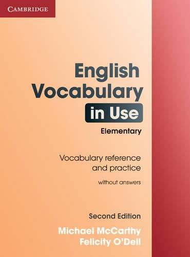 English Vocabulary in Use 2nd Elementary Edition without answers ...