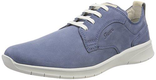 Sioux Heimito-700-Xl, Sneaker Uomo Blu (Jeans 008)