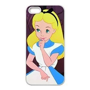 alice no pais das maravilhas Phone Case for iPhone 5S Case