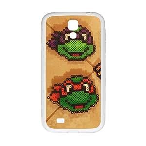 Teenage Mutant Ninja Turtles TMNT White Samsung Galaxy S4 Case