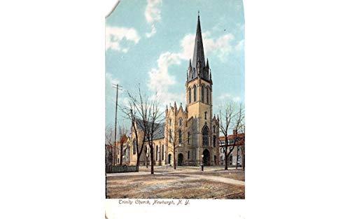 Trinity Church Newburgh, New York Postcard