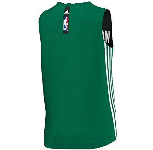 Adidas Camiseta Reversible de Verano para Hombres Verde Green - Boston Celtics 8 años: Amazon.es: Ropa y accesorios