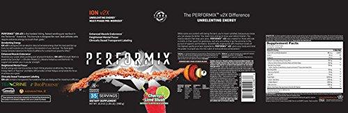 Performix ION v2X Cherry Lime Slush 35 Servings