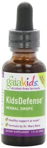 Gaia Kids KidsDefense Herbal Drops, 1-Ounce Bottle