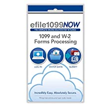 efile1099NOW, The Complete Online Solution for 10 Filings