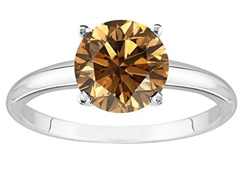 5 carat diamond ring - 7