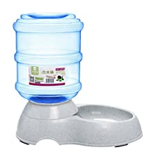 Pet Waterer,Pet Dog Water Dispenser,Automatically Feeding Water Healthy Pet Water Station By Cydnlive