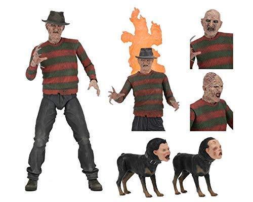 NECA - Nightmare on Elm Street - 7'' Ultimate Action Figure - Part 2 Freddy