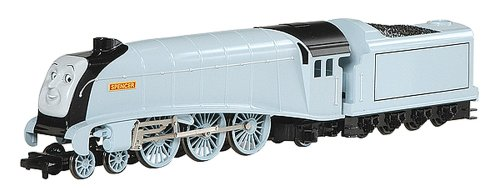 Bachmann Trains Thomas And Friends - Spencer Engine With Moving Eyes for $<!--$105.12-->