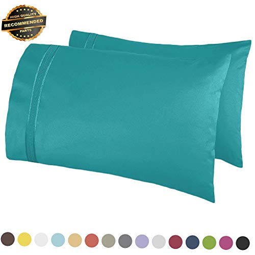 Gatton Premium New 1800 Pillow Case Set - Queen (Standard) or King - Set of 2 Pillow Cases! | Collection -