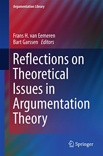 Reflections on Theoretical Issues in Argumentation Theory (Argumentation Library) Pdf
