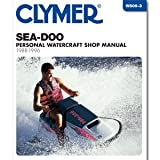 CLYMER SEA-DOO PERSONAL WATERCRAFT 1988-1996 ''Prod. Type: Boat Outfitting''