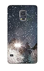 Storydnrmue Case Cover For Galaxy S5 Ultra Slim CJfiut-2418-ZwKMN Case Cover For Lovers