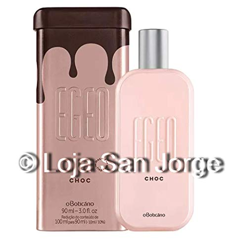 Egeo Choc Des. Colônia, 90ml