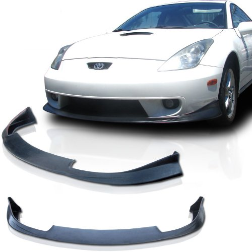 Toyota Celica ZZT ZZT TRD Style Urethane Front Bumper Lip Chin Spoiler For 00-02 Models
