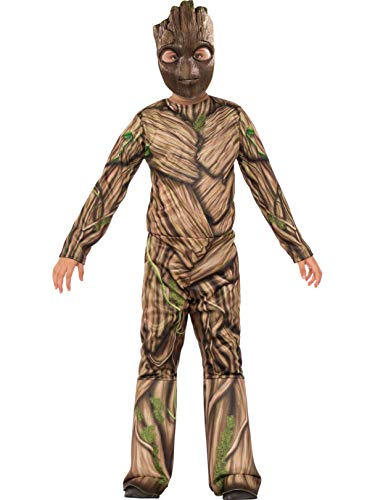 (Rubie's Costume Guardians of The Galaxy Vol. 2 Groot Costume, Multicolor,)