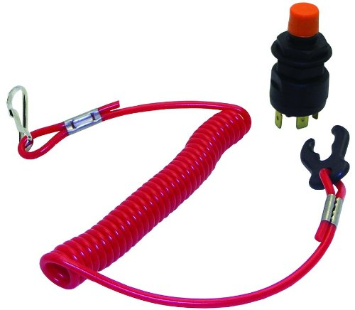 Invincible Marine Kill Switch with Lanyard