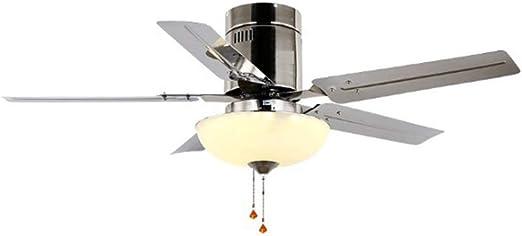 BingWS Lampara Ventilador Techo 52