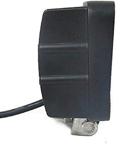 4 St/ück 48W Strahler LED Scheinwerfer IP67 Arbeitsscheinwerfer 3Wx16LEDs LKW PKW ATV UTV SUV Kaltweiss 6000K 12-24V DC Auto Traktor Tr/äger Bager Grabenbager Gabelstapler Anh/änger Wohnwagen