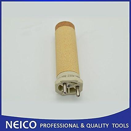 230 V/1550 W NT 100.689 elementos de calefacción para pistola de aire caliente Triac