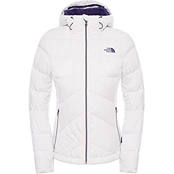 969e17169f THE NORTH FACE - Veste Ski Femme - FLOCCUS DOWN JACKET W Blanc - tailles:  M: Amazon.co.uk: Sports & Outdoors