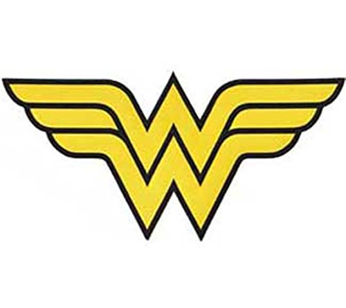 DC Comics WONDER WOMAN Logo Large 12