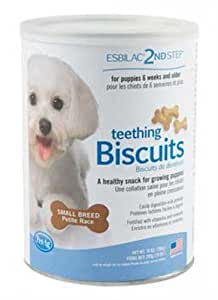 2nd Step Teething Biscuits for Small Puppies, 10-Ounce