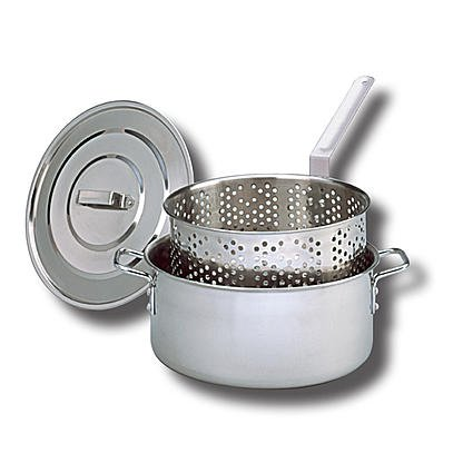 50 qt steamer basket - 9