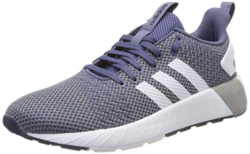 S18 Bleu Neo adidas Ink de Questar BYD White Tech Running Ftwr Homme Chaussures Grey Raw wT6R4