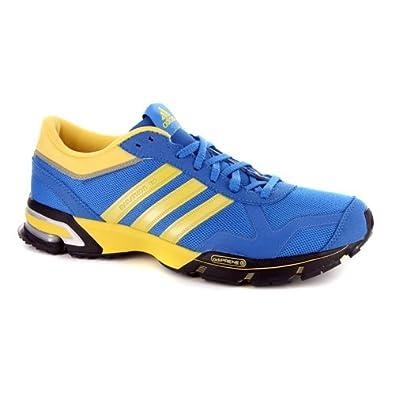Herren Laufschuhe Adidas Marathon 10 M Blau Größe EUR 46