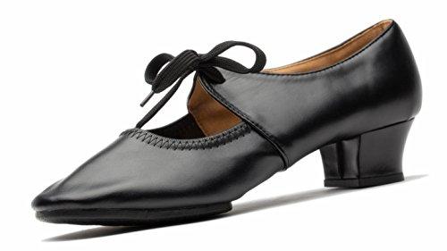 flat salsa shoes for women - 2