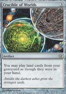 Magic: the Gathering - Crucible of Worlds - Fifth Dawn by Magic: the Gathering