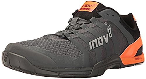 Inov8 Mens F-Lite 235 V2 Cross-Trainer Shoes & Workout Visor Bundle Grey / Red / Orange HNDWNWqi