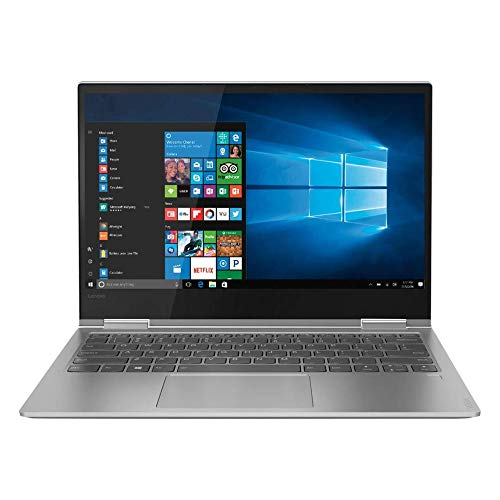 2020 Lenovo Yoga 730 13.3 Inch FHD IPS 2-in-1 Touchscreen Laptop (Intel Quad-Core i5-8250U up to 4.6GHz, 8G RAM, 512GB PCIe SSD, Intel UHD Graphics 620, Backlit Keyboard, JBL Speakers, Win 10)