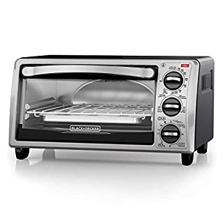 BLACK+DECKER 4-Slice Convection Oven, Stainless Steel, TO1313SBD (B00GGFHH4U) | Amazon Products