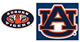outdoor auto decal - WinCraft Auburn Tigers Auto Magnet 4