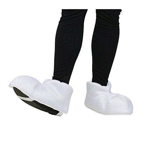 - Fun World Unisex-Adult's Cartoon Feet Adlt, Multi, Standard