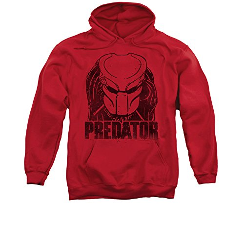 Predator SciFi Horror Pull Over Hoodie product image