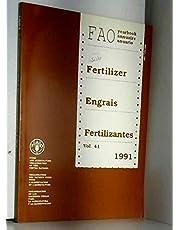 Fao Yearbook: Fertilizer, 1991