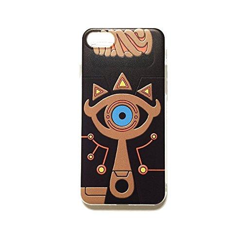 The Legend Of Zelda Breath Of The Wild Sheikah Slate iPhone Case iPhone 6sPlus/iPhone6Plus