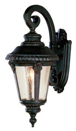 amazon com trans globe lighting 5043 rt 1 light coach lantern rust