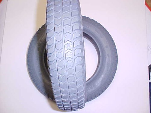 (14 X 3 3.00-8 Pneumatic Air Filled Wheelchair Tires, for use with Inner)